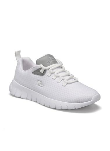 Lumberjack Kadın Beyaz Sneakers 100506408  Beyaz